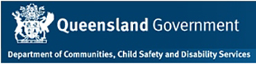 Queensland Gov Department Communities Child Safety Disability